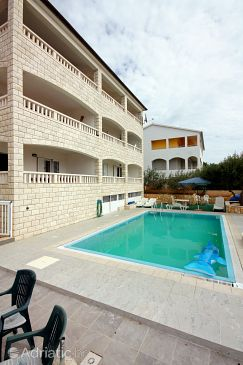 Property Hvar (Hvar) - Accommodation 4637 - Apartments with pebble beach.