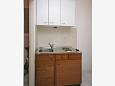 Kitchen - Studio flat AS-4645-c - Apartments Mimice (Omiš) - 4645