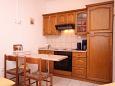 Kitchen - Apartment A-4652-b - Apartments Nemira (Omiš) - 4652