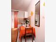 Dining room - Studio flat AS-4652-a - Apartments Nemira (Omiš) - 4652
