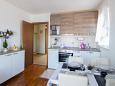 Kitchen - Apartment A-4655-a - Apartments Mastrinka (Čiovo) - 4655