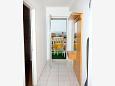 Hallway - Apartment A-4671-a - Apartments Promajna (Makarska) - 4671