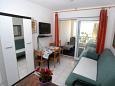 Dining room - Apartment A-4671-c - Apartments Promajna (Makarska) - 4671