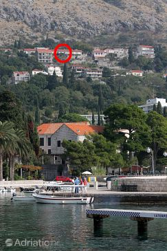 Property Mlini (Dubrovnik) - Accommodation 4714 - Vacation Rentals with pebble beach.