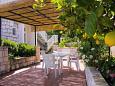 Terrace 1 - Apartment A-4716-a - Apartments Dubrovnik (Dubrovnik) - 4716