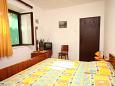 Schlafzimmer 1 - Haus K-4718 - Ferienhaus Brsečine (Dubrovnik) - 4718