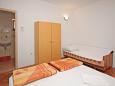 Bedroom - Studio flat AS-4734-c - Apartments Podaca (Makarska) - 4734