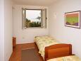 Slano, Bedroom u smještaju tipa apartment, WIFI.