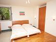 Bedroom - Studio flat AS-4745-a - Apartments Slano (Dubrovnik) - 4745
