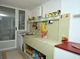 Kitchen - Studio flat AS-4751-a - Apartments Podaca (Makarska) - 4751