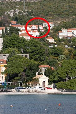 Property Mlini (Dubrovnik) - Accommodation 4755 - Apartments with pebble beach.