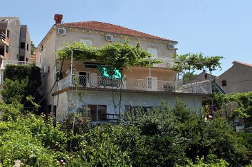 Property Cavtat (Dubrovnik) - Accommodation 4765 - Apartments and Rooms with pebble beach.