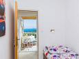 Mlini, Bedroom 2 u smještaju tipa apartment, WIFI.