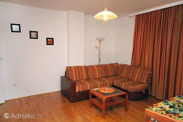 Plat, Living room u smještaju tipa apartment, WIFI.