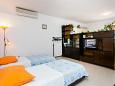 Dubrovnik, Living room u smještaju tipa apartment, dopusteni kucni ljubimci i WIFI.