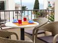 Balcony - view - Apartment A-4782-b - Apartments Podgora (Makarska) - 4782