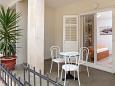 Terrace - Apartment A-4782-b - Apartments Podgora (Makarska) - 4782