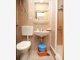 Bathroom - Studio flat AS-4782-a - Apartments Podgora (Makarska) - 4782