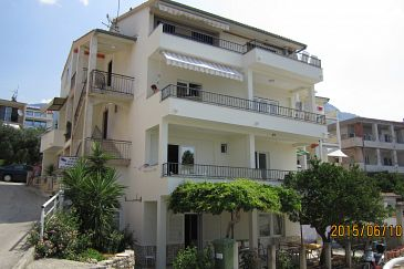Property Podgora (Makarska) - Accommodation 4782 - Apartments near sea with pebble beach.