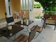 Shared terrace - Room S-4790-a - Rooms Srebreno (Dubrovnik) - 4790