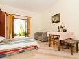 Bedroom - Studio flat AS-4792-a - Apartments Plat (Dubrovnik) - 4792