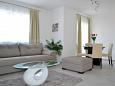 Pokój dzienny - Apartament A-4799-a - Apartamenty Duće (Omiš) - 4799