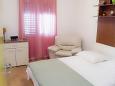 Bedroom 1 - Apartment A-4804-a - Apartments Duće (Omiš) - 4804