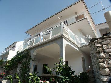 Obiekt Grebaštica (Šibenik) - Zakwaterowanie 482 - Apartamenty blisko morza ze żwirową plażą.