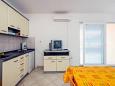 Mastrinka, Kitchen u smještaju tipa apartment, dostupna klima i WIFI.