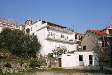 Property Sumpetar (Omiš) - Accommodation 4848 - Apartments with pebble beach.