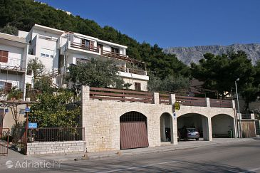 Property Duće (Omiš) - Accommodation 4853 - Apartments near sea with sandy beach.