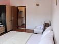 Bedroom - Studio flat AS-4854-c - Apartments Jelsa (Hvar) - 4854