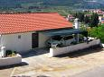 Parking lot Jelsa (Hvar) - Accommodation 4854 - Apartments with pebble beach.
