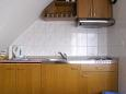 Kitchen - Studio flat AS-4861-b - Apartments and Rooms Rastovača (Plitvice) - 4861