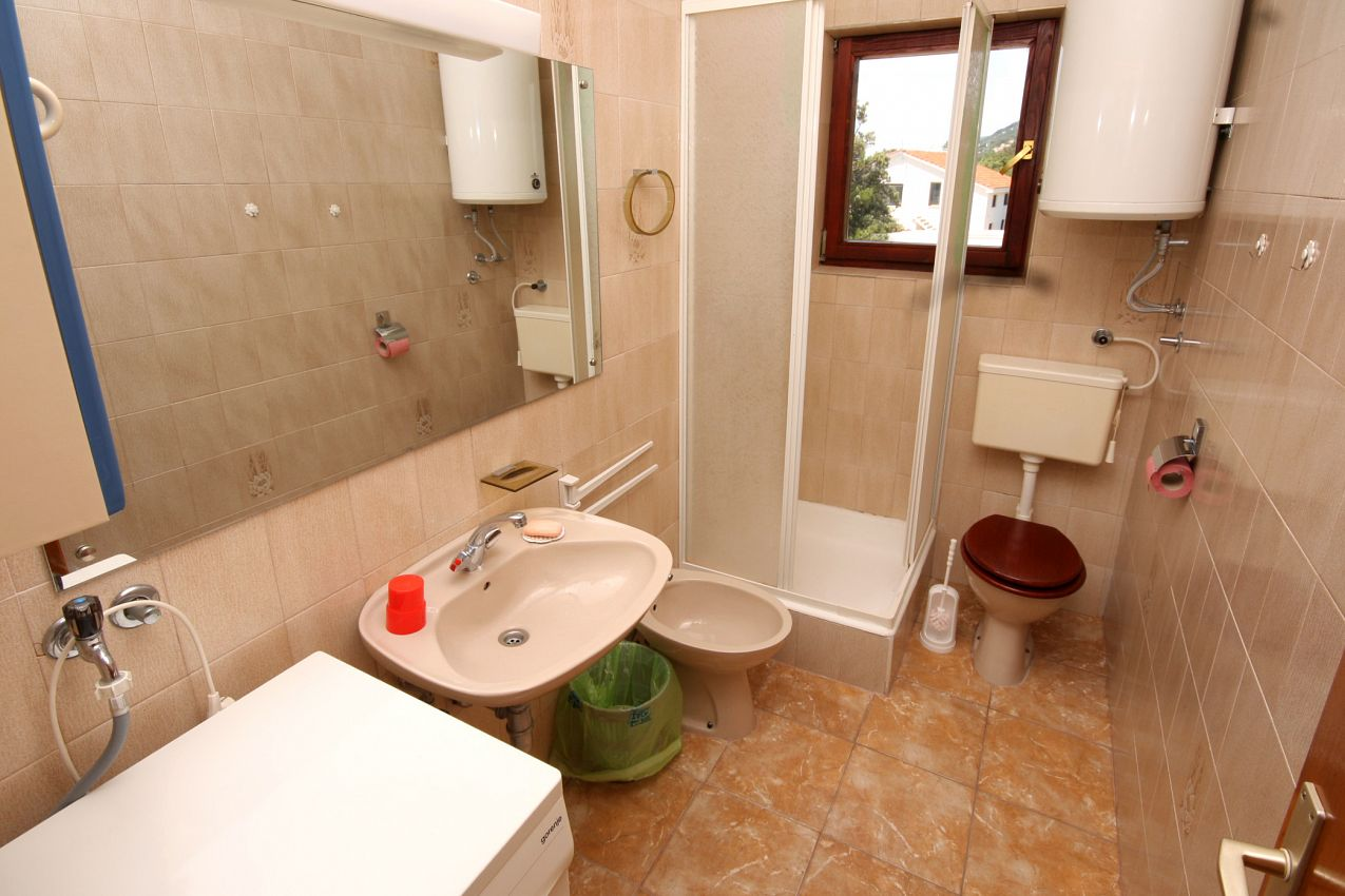 Apartmán v meste Barbat - 4862