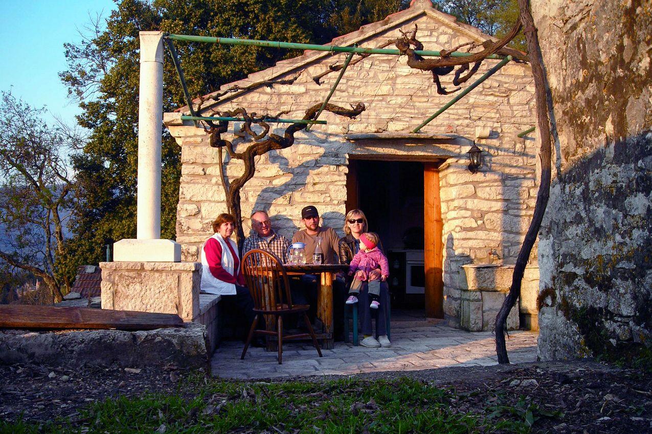 Ubytovanie v meste Žrnovo - 4876