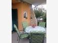 Terrace - Apartment A-4884-a - Apartments Seget Vranjica (Trogir) - 4884