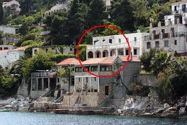 Obiekt Sobra (Mljet) - Zakwaterowanie 4889 - Apartamenty blisko morza.