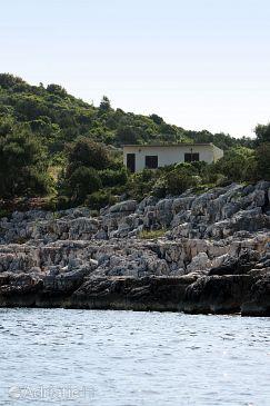 Property Blaca (Mljet) - Accommodation 4897 - Vacation Rentals near sea.