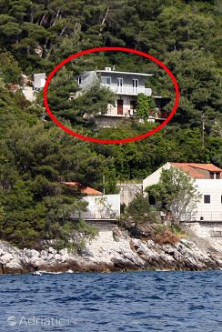 Property Sobra (Mljet) - Accommodation 4898 - Apartments near sea.