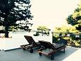 Shared terrace - Apartment A-4900-a - Apartments Saplunara (Mljet) - 4900