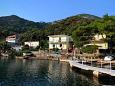 Property Okuklje (Mljet) - Accommodation 4912 - Apartments near sea.