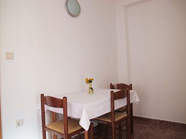 Polače, Dining room u smještaju tipa apartment, dopusteni kucni ljubimci i WIFI.