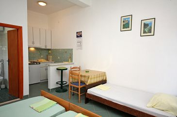 Studio flat AS-4922-c - Apartments Saplunara (Mljet) - 4922