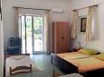 Bedroom - Studio flat AS-4922-c - Apartments Saplunara (Mljet) - 4922