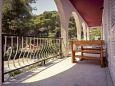 Terrace - Apartment A-4924-a - Apartments Saplunara (Mljet) - 4924