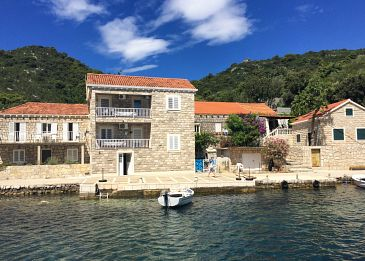 Property Okuklje (Mljet) - Accommodation 4933 - Apartments near sea.