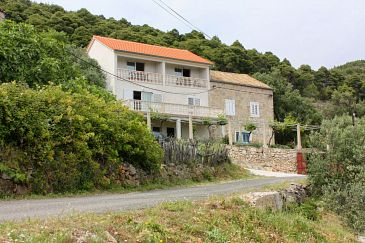 Property Ropa (Mljet) - Accommodation 4944 - Apartments in Croatia.