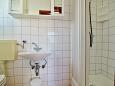 Bathroom - Room S-4954-a - Apartments and Rooms Supetarska Draga - Donja (Rab) - 4954