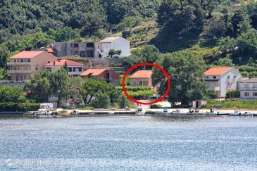 Supetarska Draga - Donja, Rab, Hébergement 4954 - Appartements et chambres à proximité de la mer.